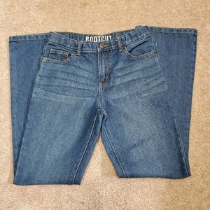 Girl crazy 8 size 14 boot cut Jeans